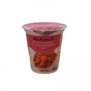 Ann Forshaw Low Fat Fruit Yoghurt x125g