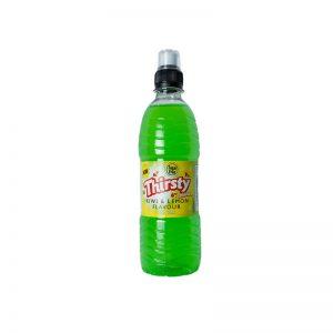 Thirsty Splash Kiwi & Lemon 12x500ml