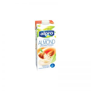 Alpro Almond Milk Roasted Unsweetened