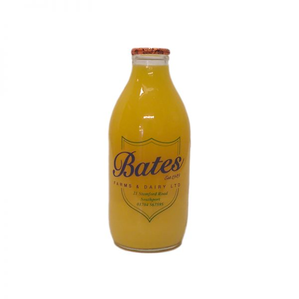 Bates Orange Juice
