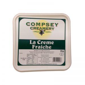 La Crème Fraiche 2 Kilo
