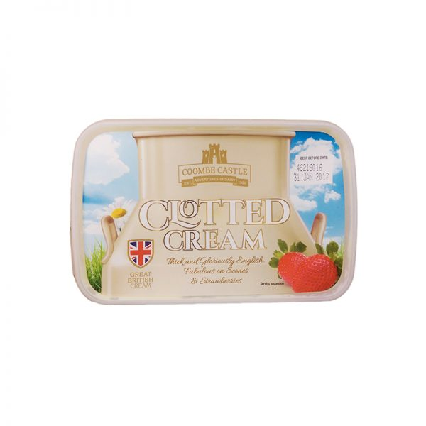 Coombe Castle Clotted Cream3