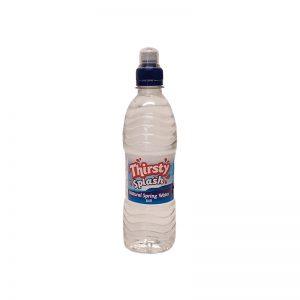 Thirsty Splash Spring Water Sports Cap 24x500ml