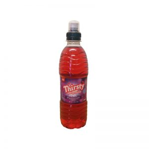 Thirsty Splash Blackcurrant 12x500ml