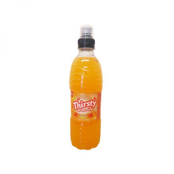 Thirsty Orange Drink