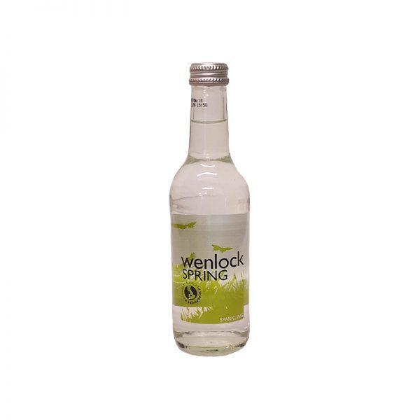 Wenlock Spring Water Sparkling330ml