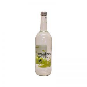 Wenlock Spring Sparkling Water Glass Bottle 12x750ml