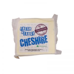 Cheshire Cheese Wedge x200g